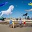18-й Международный фестиваль воздушных змеев в Аделаиде @Австралия.  Фото: Amer Ghazzal/Rex Features/Fotodom.ru