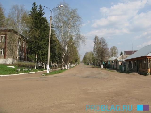 Перекрёсток улиц Советская и Кирова